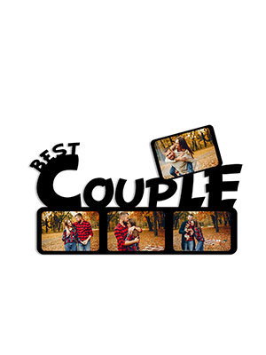 Buy Best Personalized Best Couple Photo