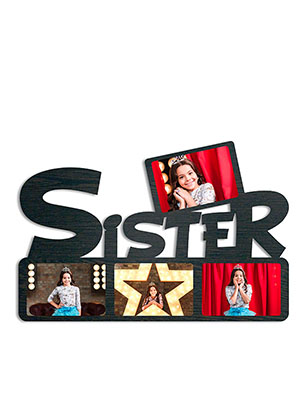 Buy Best Personalized Sister Photo Frame ATF048