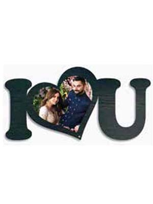 Best Personalized I Love You Photo Frame ATF037