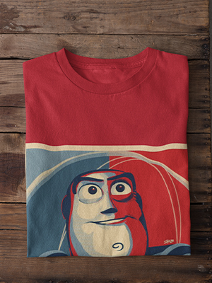 INFINITY Stylish Quirky Printed T-shirt