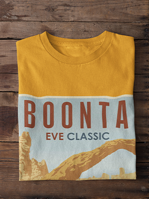 Quirky Boonta Eve Classic Printed T-shirt